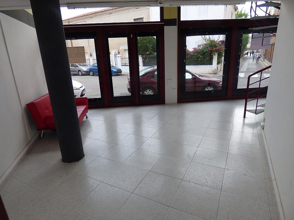 Plano - Local comercial en alquiler en calle Vilamar, La Platja de Calafell en Calafell - 323951565