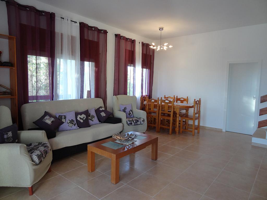 Salón - Casa en alquiler en calle Mas D'en Puig, Quint mar en Sitges - 323966142