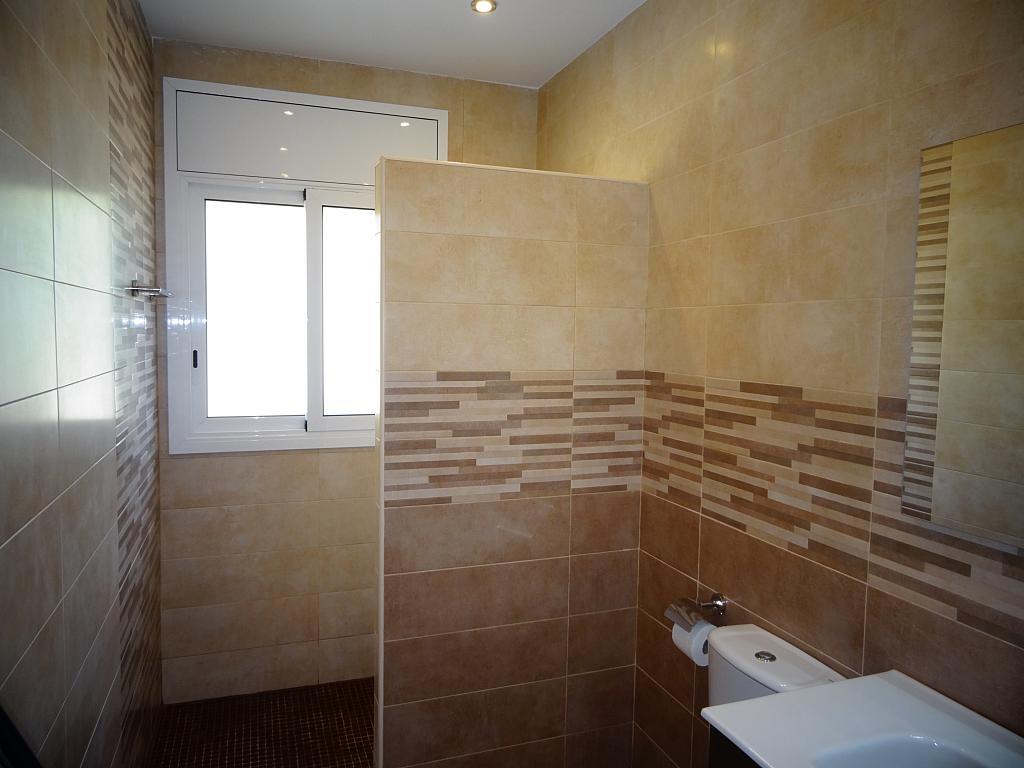 Baño - Casa en alquiler en calle Mas D'en Puig, Quint mar en Sitges - 323966146