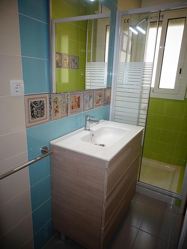 Aseo - Casa en alquiler en calle Mas D'en Puig, Quint mar en Sitges - 323966150
