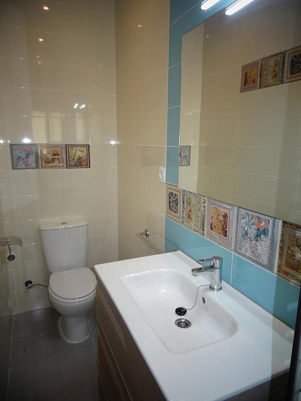 Aseo - Casa en alquiler en calle Mas D'en Puig, Quint mar en Sitges - 323966151