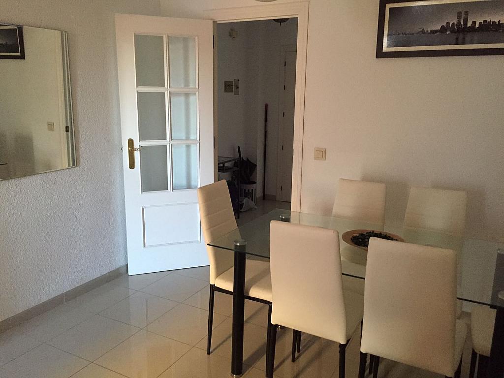 Comedor - Piso en alquiler en calle Castillo Alcalá de Guadaira, Bami en Sevilla - 324372738