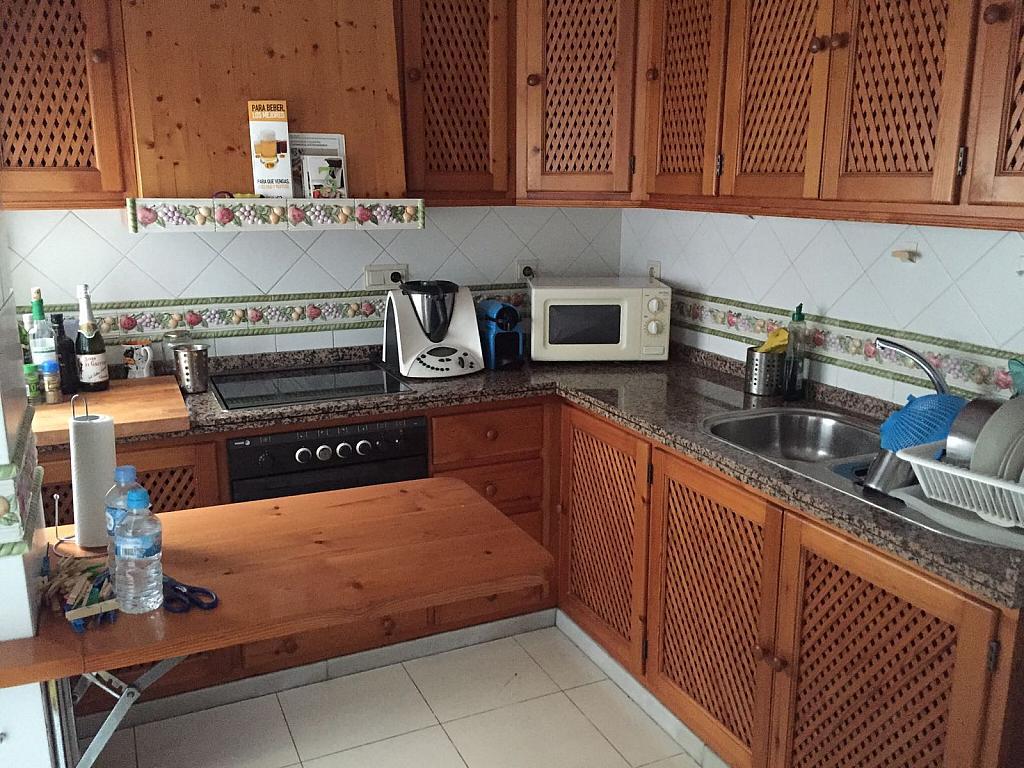 Cocina - Piso en alquiler en calle Castillo Alcalá de Guadaira, Bami en Sevilla - 324372869