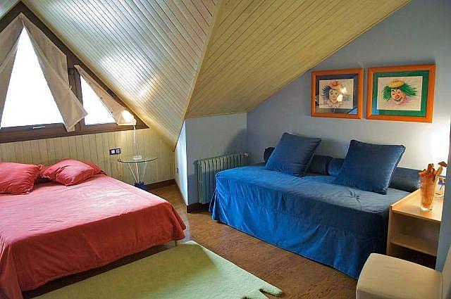Dormitorio - Ático-dúplex en alquiler de temporada en calle Ctra de Prats, Canillo - 324379213