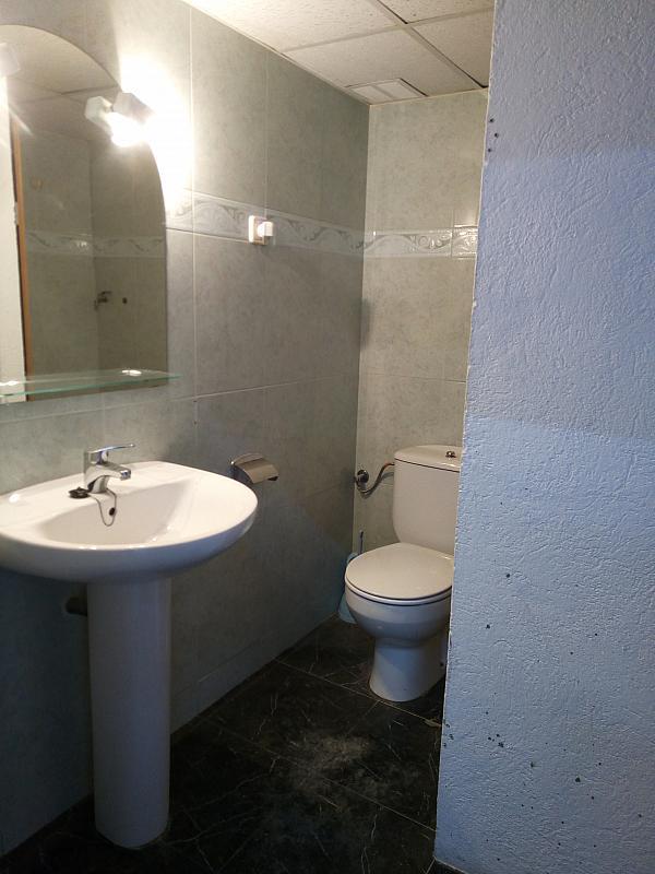 Baño - Local comercial en alquiler en vía Aurèlia, Concordia en Sabadell - 324625298