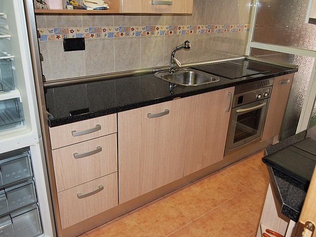 Cocina - Dúplex en alquiler opción compra en calle Constitución, Taracena - 324627182