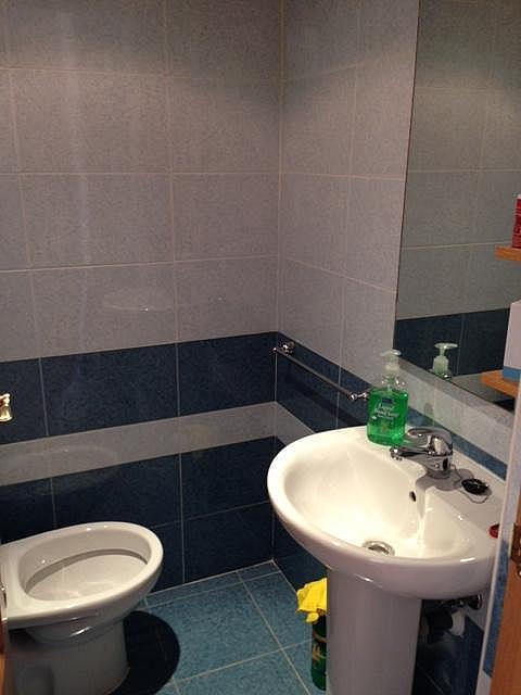 Baño - Dúplex en alquiler opción compra en calle Constitución, Taracena - 324627186