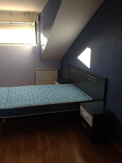 Dormitorio - Dúplex en alquiler opción compra en calle Constitución, Taracena - 324627192
