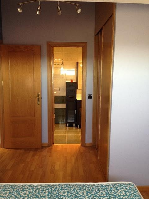 Dormitorio - Dúplex en alquiler opción compra en calle Constitución, Taracena - 324627198