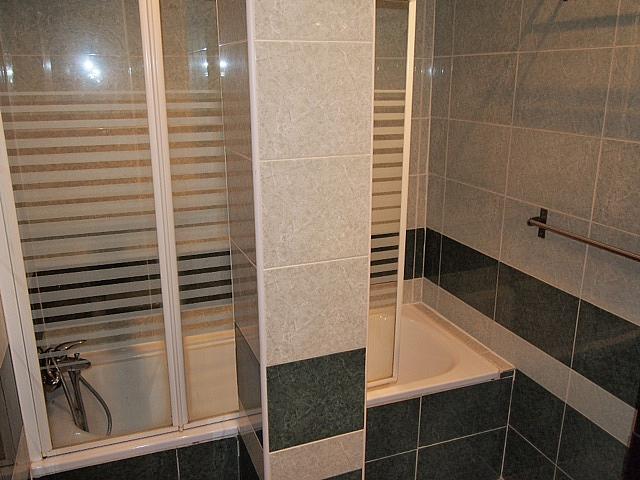 Baño - Dúplex en alquiler opción compra en calle Constitución, Taracena - 324627204