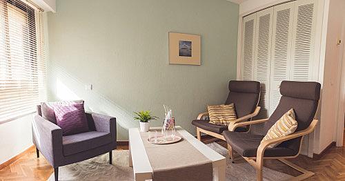 Dormitorio - Despacho en alquiler en calle De Europa, Zona Avenida de Europa en Pozuelo de Alarcón - 325279614