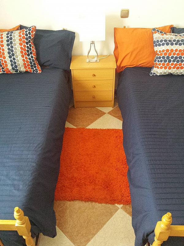 Dormitorio - Apartamento en alquiler en calle Pintor Collado, Garrovilla (La) - 325294756