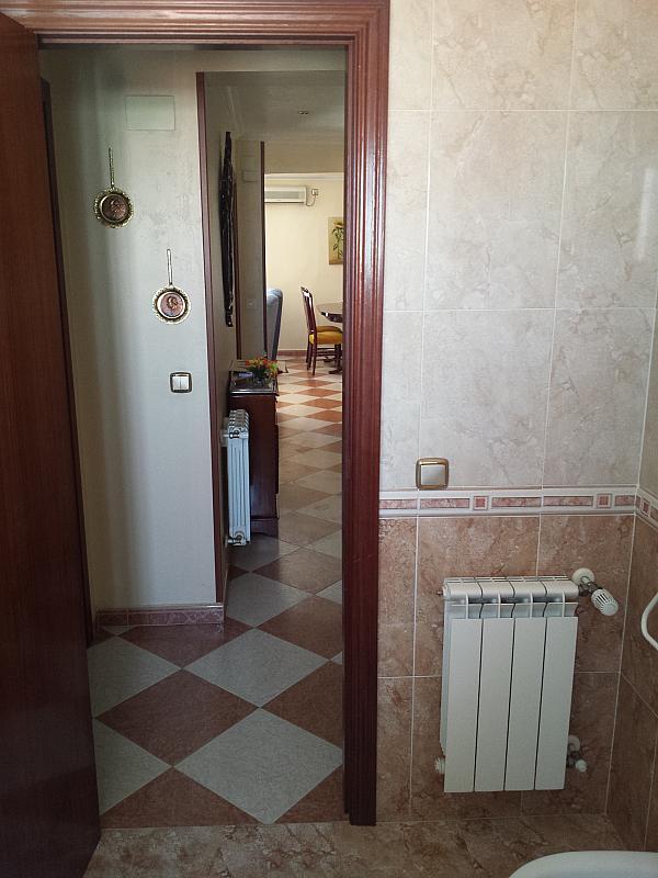 Baño - Apartamento en alquiler en calle Pintor Collado, Garrovilla (La) - 325294987