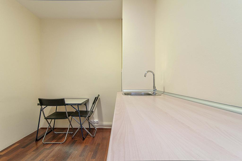 Cocina - Oficina en alquiler en paseo De Gracia, Eixample dreta en Barcelona - 325805527