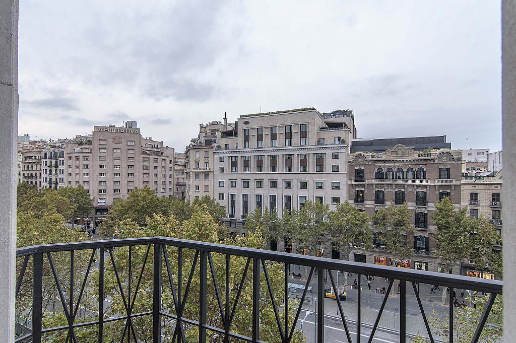Vistas - Oficina en alquiler en paseo De Gracia, Eixample dreta en Barcelona - 325805779