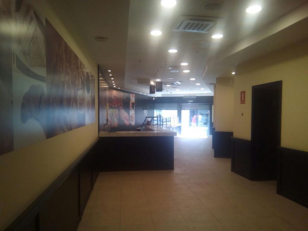 Salón - Local comercial en alquiler en calle Madrid, Centro en Getafe - 322033102