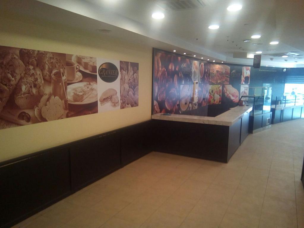 Salón - Local comercial en alquiler en calle Madrid, Centro en Getafe - 322033104