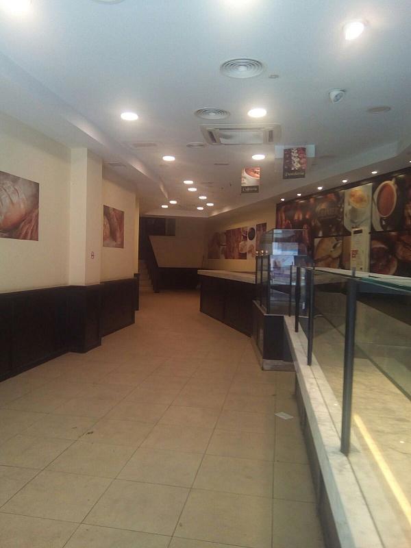 Salón - Local comercial en alquiler en calle Madrid, Centro en Getafe - 322033105