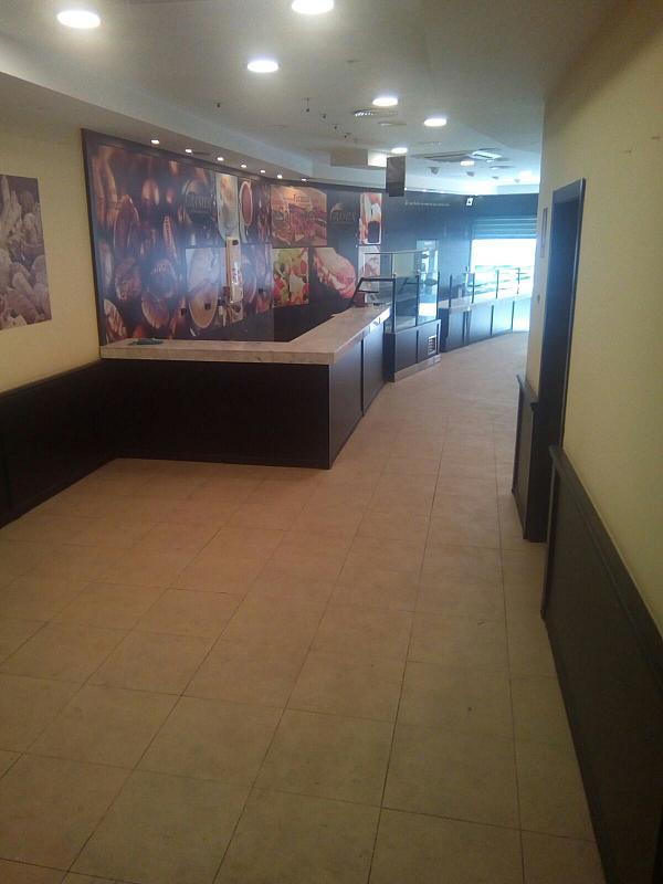 Terraza - Local comercial en alquiler en calle Madrid, Centro en Getafe - 322033107