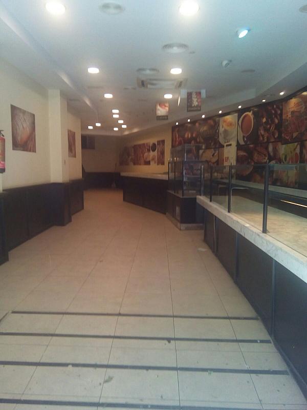 Salón - Local comercial en alquiler en calle Madrid, Centro en Getafe - 322033110
