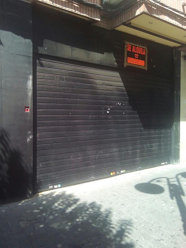 Fachada - Local comercial en alquiler en calle Madrid, Centro en Getafe - 322033113