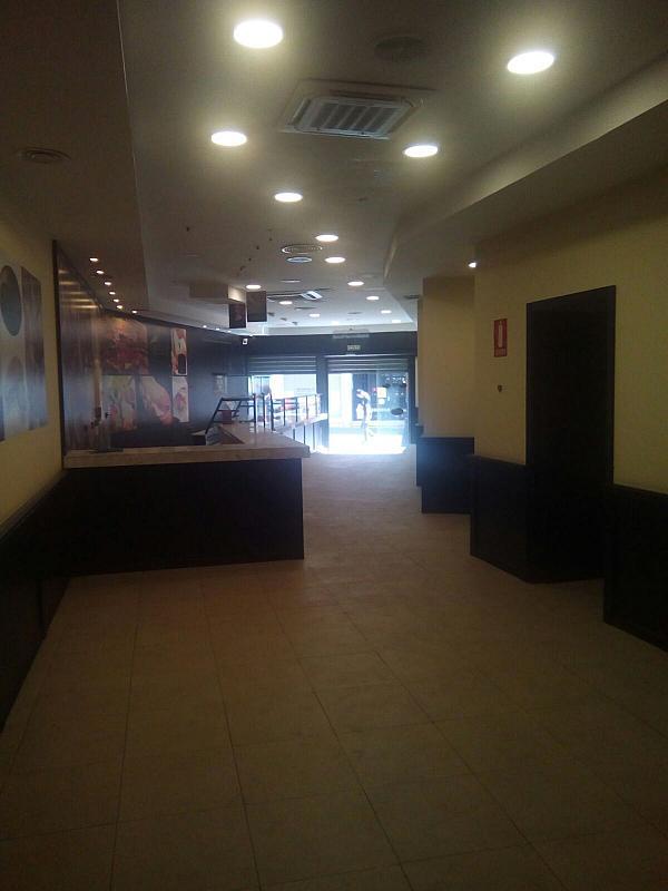 Salón - Local comercial en alquiler en calle Madrid, Centro en Getafe - 322033119