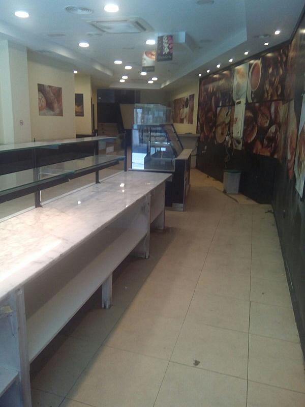 Salón - Local comercial en alquiler en calle Madrid, Centro en Getafe - 322033121