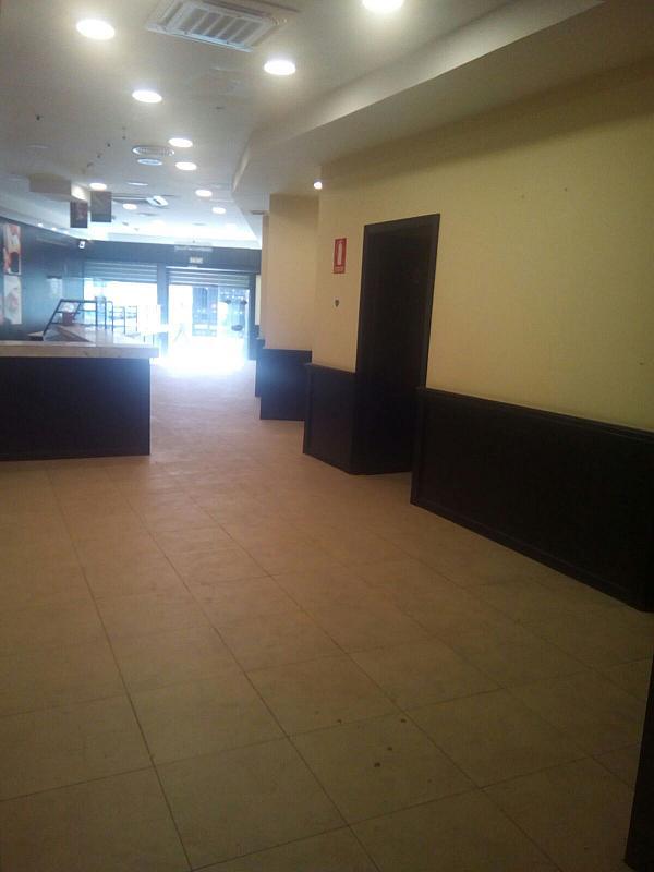 Salón - Local comercial en alquiler en calle Madrid, Centro en Getafe - 322033124