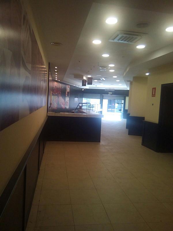 Salón - Local comercial en alquiler en calle Madrid, Centro en Getafe - 322033128