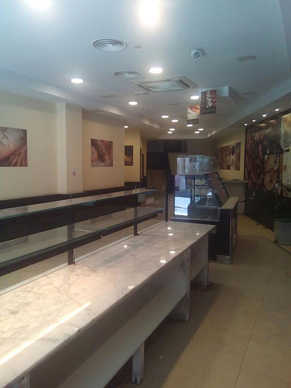 Salón - Local comercial en alquiler en calle Madrid, Centro en Getafe - 322033131