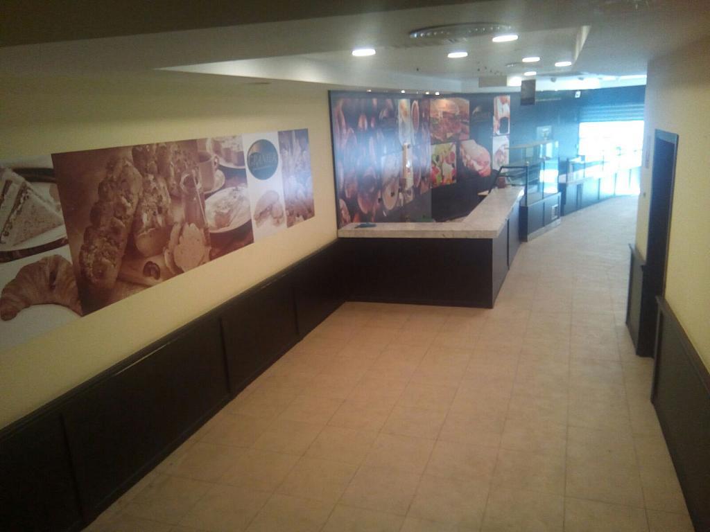 Salón - Local comercial en alquiler en calle Madrid, Centro en Getafe - 322033133