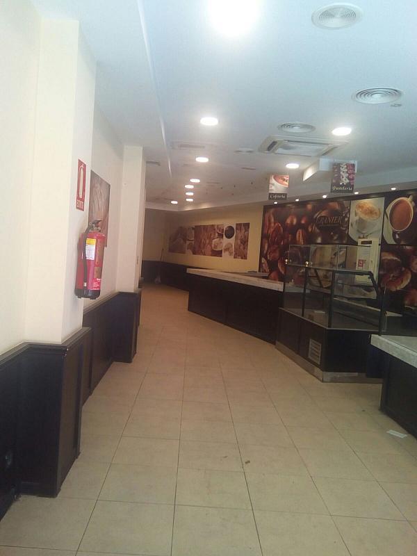 Salón - Local comercial en alquiler en calle Madrid, Centro en Getafe - 322033134