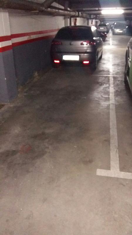 Parking - Parking en alquiler en calle Mare de Deu del Carme, Sant Adrià de Besos - 326648240