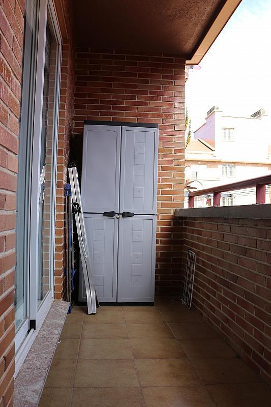 Terraza - Piso en alquiler en calle De Villava, Chantrea en Pamplona/Iruña - 326664050