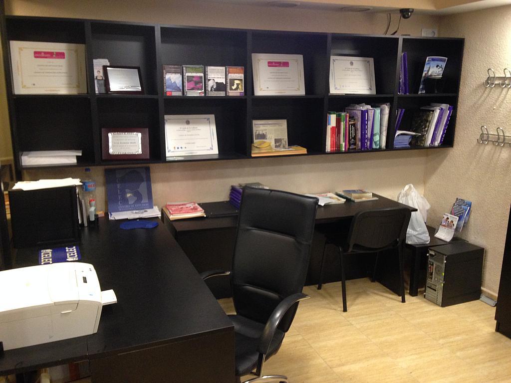 Detalles - Oficina en alquiler en calle San Pablo, Carolinas Bajas en Alicante/Alacant - 326668392