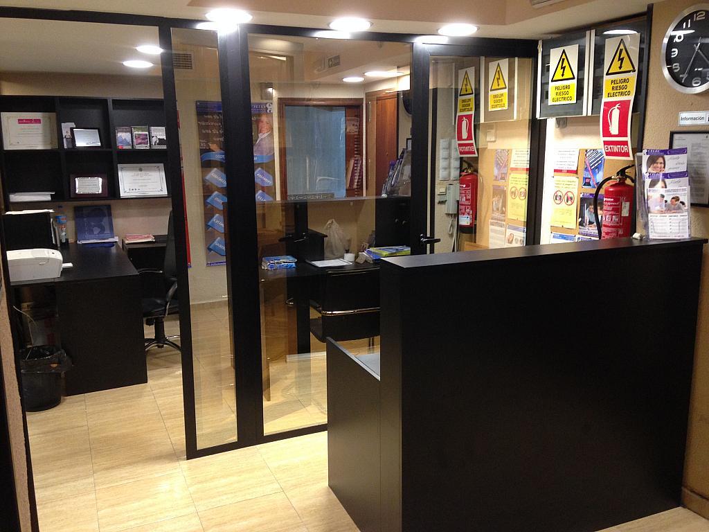 Detalles - Oficina en alquiler en calle San Pablo, Carolinas Bajas en Alicante/Alacant - 326668479