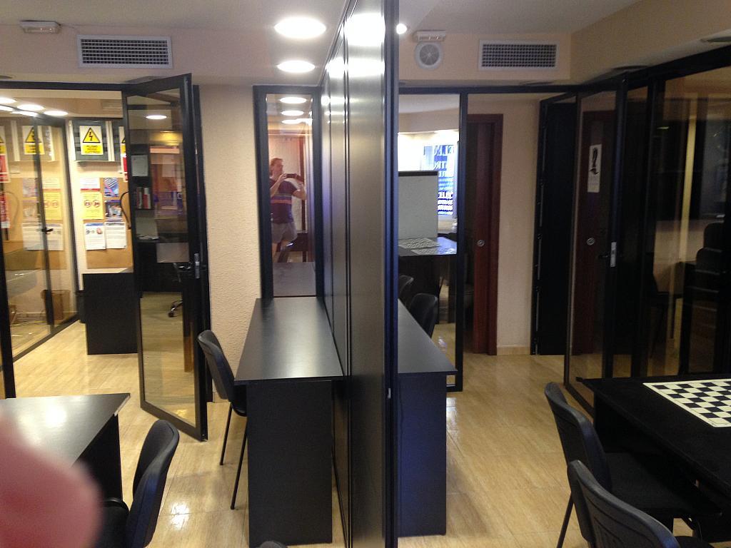 Detalles - Oficina en alquiler en calle San Pablo, Carolinas Bajas en Alicante/Alacant - 326674020