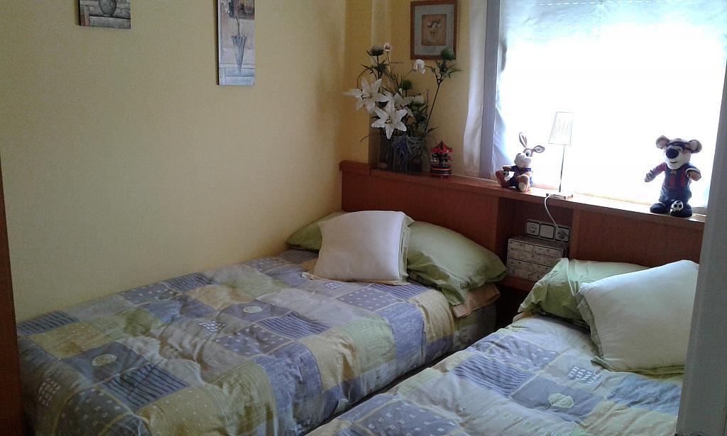 Dormitorio - Ático en alquiler en calle Passapera, Fanals en Lloret de Mar - 326684214