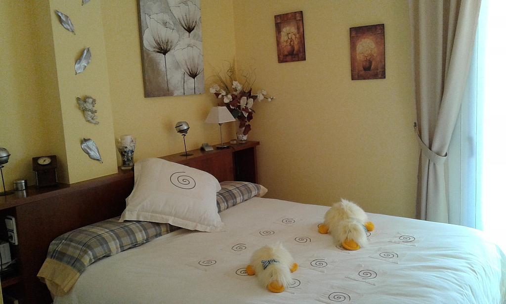 Dormitorio - Ático en alquiler en calle Passapera, Fanals en Lloret de Mar - 326684223