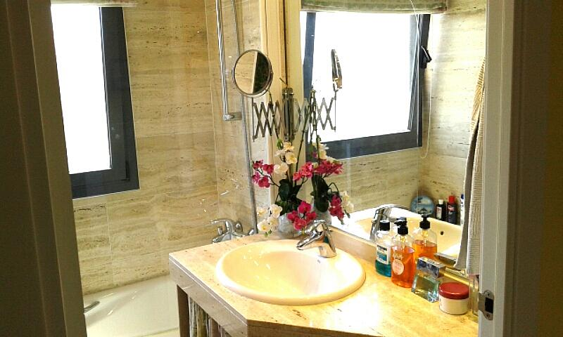 Baño - Ático en alquiler en calle Passapera, Fanals en Lloret de Mar - 326685158