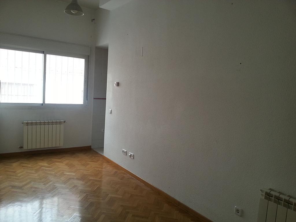 Salón - Apartamento en alquiler en calle Islas Azores, Centro en Alcobendas - 341800337