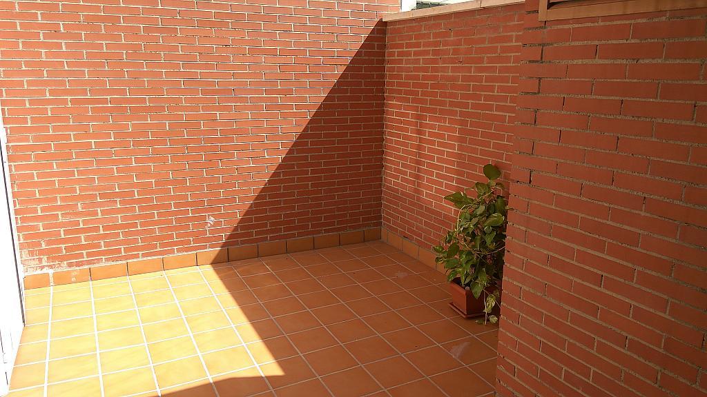 Terraza - Apartamento en alquiler en calle Islas Azores, Centro en Alcobendas - 341800349