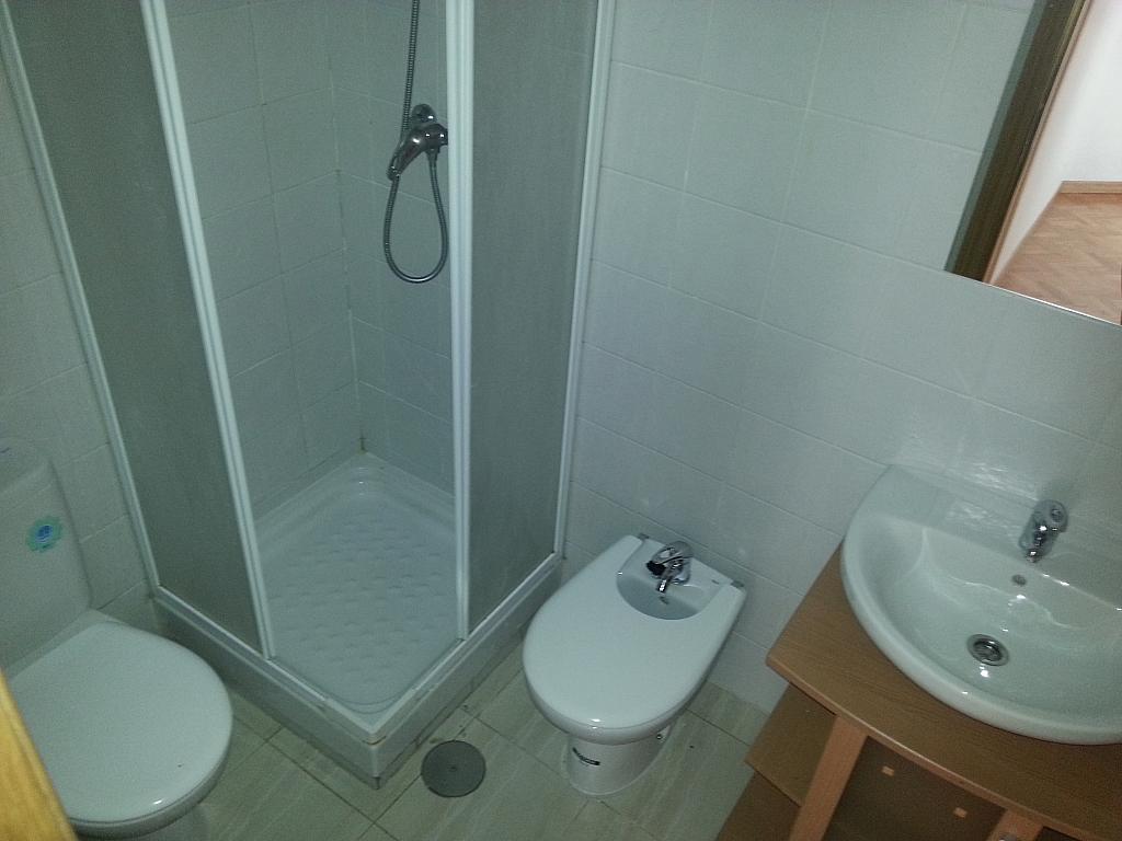 Baño - Apartamento en alquiler en calle Islas Azores, Centro en Alcobendas - 341800352