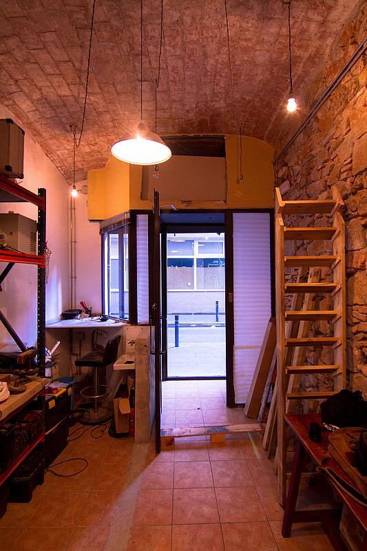 Vestíbulo - Oficina en alquiler en calle Sant Ramón, El Raval en Barcelona - 328028575