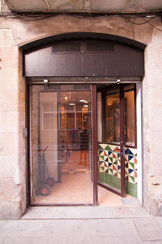 Fachada - Oficina en alquiler en calle Sant Ramón, El Raval en Barcelona - 328028764