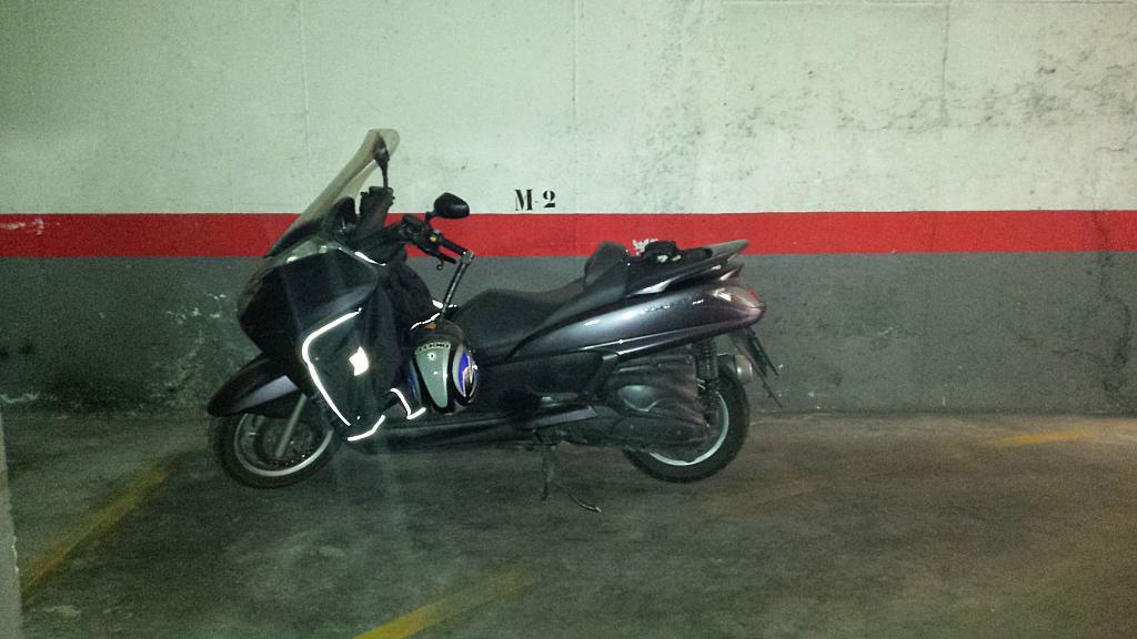Garaje - Garaje en alquiler en calle Santa María la Blanca, Centro-Casco Antiguo en Alcorcón - 329906185