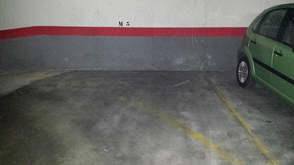 Garaje - Garaje en alquiler en calle Santa María la Blanca, Centro-Casco Antiguo en Alcorcón - 329906187