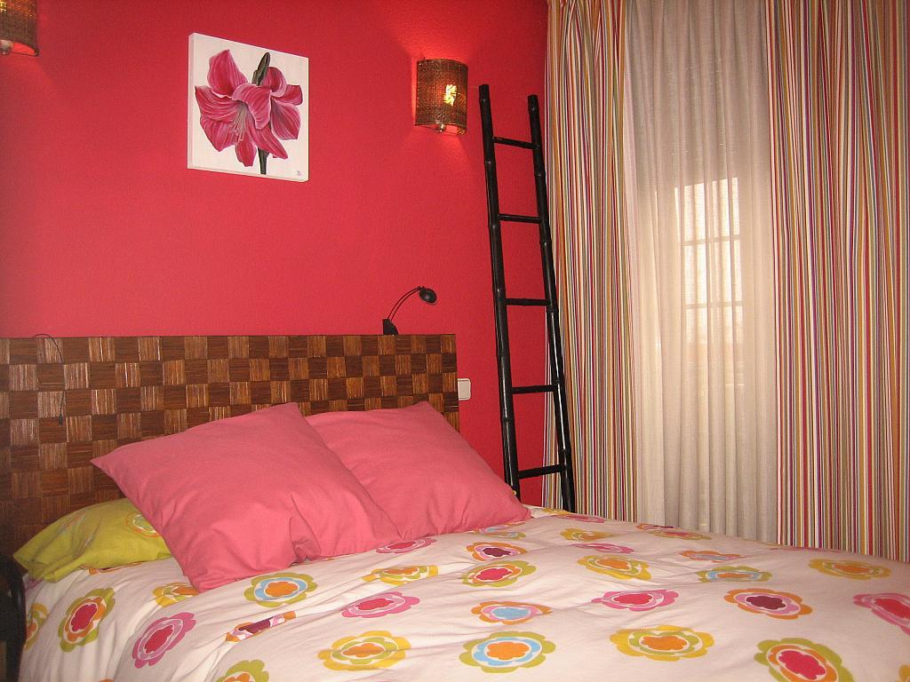 Dormitorio - Apartamento en alquiler en calle Martin de Vargas, Acacias en Madrid - 328555785