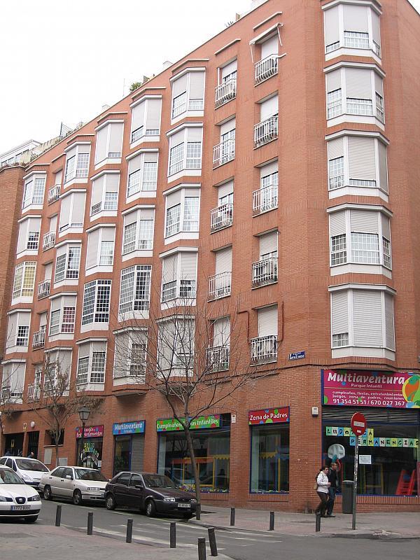 Fachada - Apartamento en alquiler en calle Martin de Vargas, Acacias en Madrid - 328555789