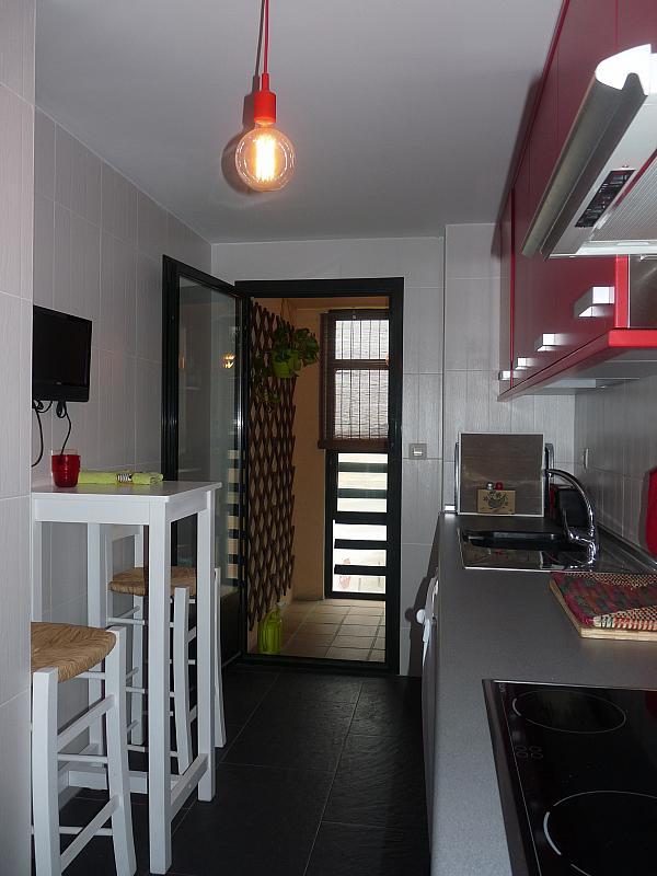 Cocina - Piso en alquiler en calle América, Villaseca de la Sagra - 331824306
